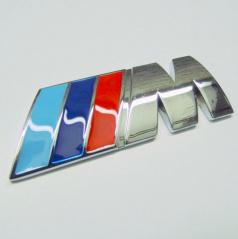 Znak BMW M POWER samolepiaci