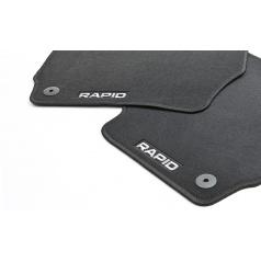 Textilné koberce Standart Škoda Rapid