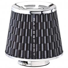 Športový vzduchový filter karbón II + redukcia 60-85 mm