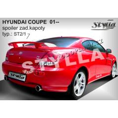 HYUNDAI COUPE 01+ spoiler zadní kapoty (EU homologace)