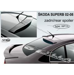 Škoda Superb sedan 2002+ zadný spoiler