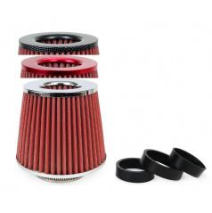 Športový vzduchový filter 3 farby