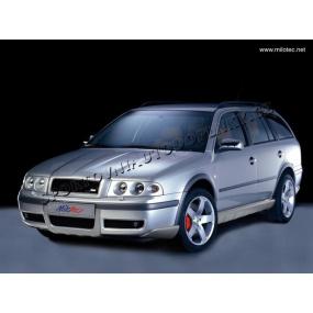 4-ROAD - kompletní paket, ABS-stříbrný, Škoda Octavia Combi