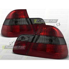 BMW E46 99-05 zadné lampy kryštalické (LTBM23) - sedan