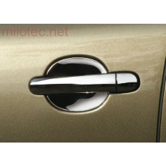 Kryty pod kľučky - malé, ušľachtilá oceľ (2 ks), Roomster • Citigo