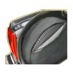 Taška- kryt na rezervu kolesa II priemer 60 cm x výška 18 cm