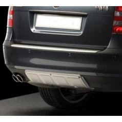 Allroad - zadný diel nárazníka, Al Brush - Škoda Octavia II Combi 2005 - 2008