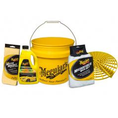 Meguiar 's Ultimate Wash & Dry Kit kompletná sada na umývanie a sušenie auta