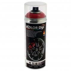 Kolor Dip farba na brzdiče, motor červená 400ml do 700 ° C