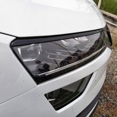 Mračítka z ABS plastu Sportive - Škoda Karoq