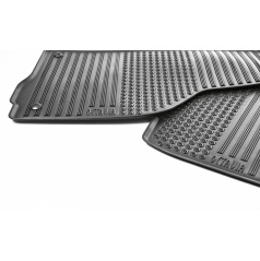 Gumové koberce pre Škoda Octavia II