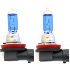 Halogénová žiarovka H11 s xenon efektom 5000K 2 ks