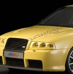 Šport paket, diel na kapotu motora s maskou, Škoda Octavia Facelift