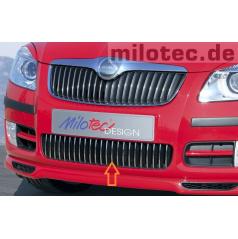 23 nerez rebier spodnej mriežky Škoda Fabia II Limousine 3 / 07- a Combi 1 / 08-, Roomster 3/06 +