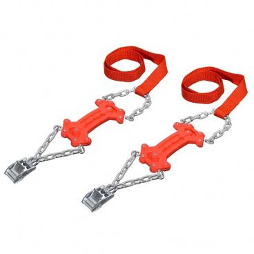 Vyslobodzovacie pásy univerzálne K2 - 2ks