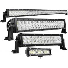 Svetlo pracovné - svetelná rampa LED