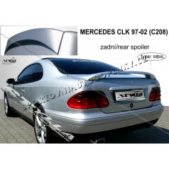 MB CLK 1997-02 zadní spoiler (EU homologace)