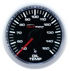 Prídavný budík Depo Racing teplota oleja 52 mm