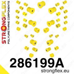 Infinity G35 2003-07 StrongFlex Sport kompletní sestava silentbloků 39 ks