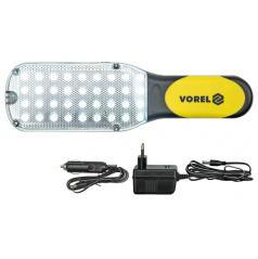 Lampa montážna LED nabíjacia 36 AKU
