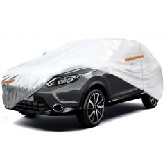 Nepremokavá Autoplachta pre SUV, VAN aluminium veľ. L 480x185x145cm