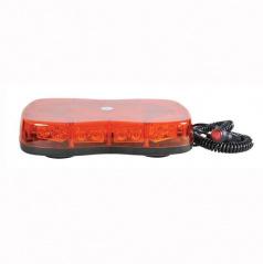 Maják multifunkčný 12 / 24V oranžový TIR LED