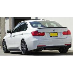 Zadné karbón krídlo BMW 3 F30 2011-18