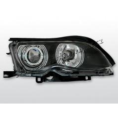 BMW E46 01-05 Angel Eyes black (LPBM32) - sedan, touring