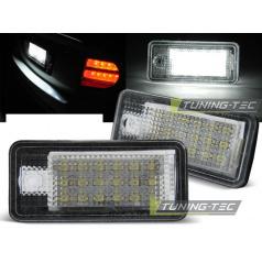 LED osvetlenie ŠPZ - Audi A3, A4, A6, Q7, RS4 (PRAU02)