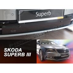 Škoda Superb III, 2015- dolná zimná clona - kryt chladiča