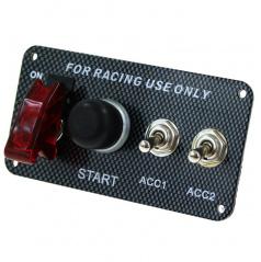 Palubný vypínač START MOTORA 2