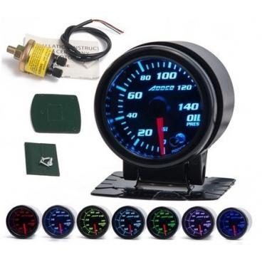 ADDCO RACING budík 52 mm tlak oleje