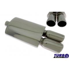 Športový výfuk TurboWorks dual II