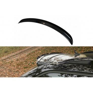 Predĺženie spojlera pre Škoda Octavia RS Mk3, Maxton Design (čierny lesklý plast ABS)