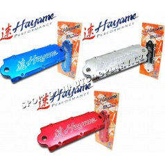 Alu leštené uchytenie batérie Hayame 165x50 mm