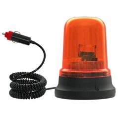 Maják výstražný 12V oranžový - veľký H1
