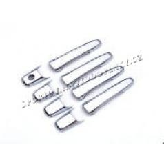 Mazda 3 - chromové kryty klik WELLSTAR