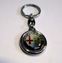 Kľúčenka Alfa Romeo