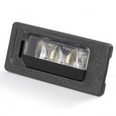Osvetlenie LED registračnej značky Škoda