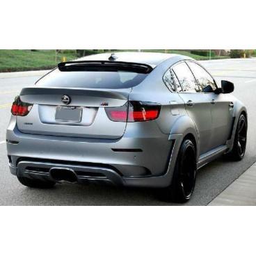 Strešný karbón spoiler BMW X6 E71 2007-14