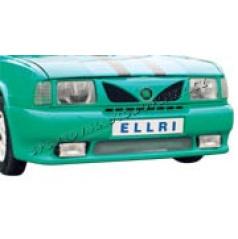 Škoda typ M predný nárazník Racing line s mriežkou (veľké oká pre hmlovky)