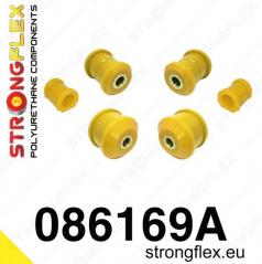 Honda CRV 2002-07 StrongFlex Sport sestava silentbloků jen pro přední nápravu 6 ks