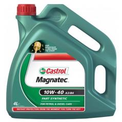 Motorový olej Castrol Magnatec 10W-40 Diesel B4 - 4 litre