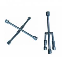 Kľúč na kolesá krížový skladací 17,19,21 a 23 mm