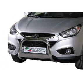 NEREZ chrom přední ochranný rám MISUTONIDA - Hyundai iX35