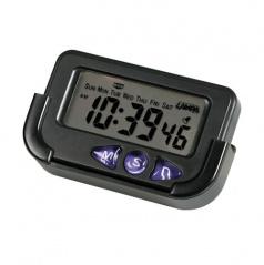 Digitálne hodiny LCD QUARTZ 68x42x12 mm