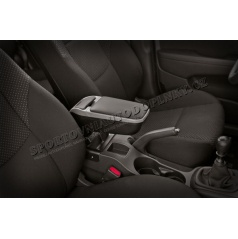 Fiat Punto Evo, 2009- lakťová opierka - područka Armster 2