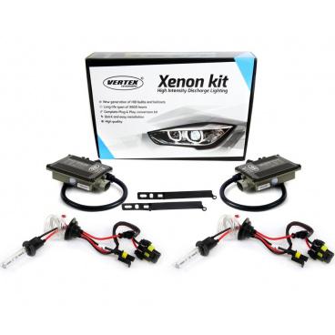 Xenon přestavbová sada H7 6000K CANBUS (s odporem)
