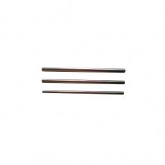 Neraz guľatina 8 mm na výrobu výfukového závesa 10 cm