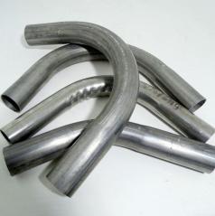 Oceľové tenkostenné rúrky a kolená pre stavbu výfuku